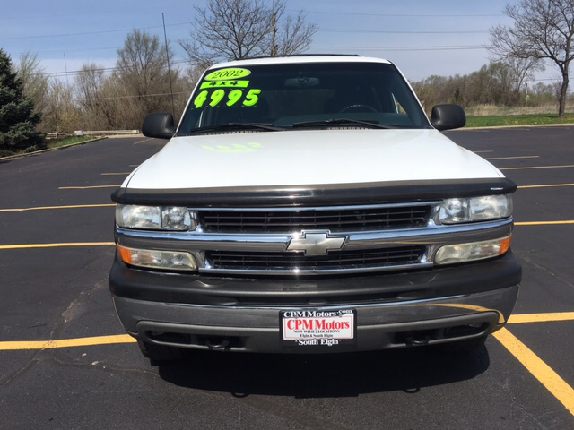 2002 Chevrolet Tahoe LS 4WD 4dr SUV - South Elgin IL