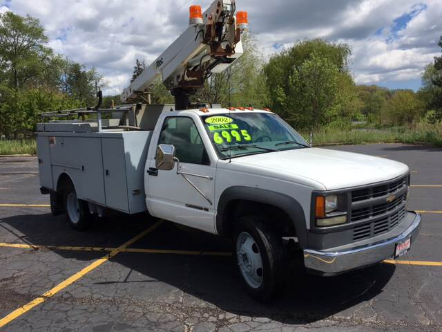 2002 Chevrolet 3500 LS  DULLY - South Elgin IL