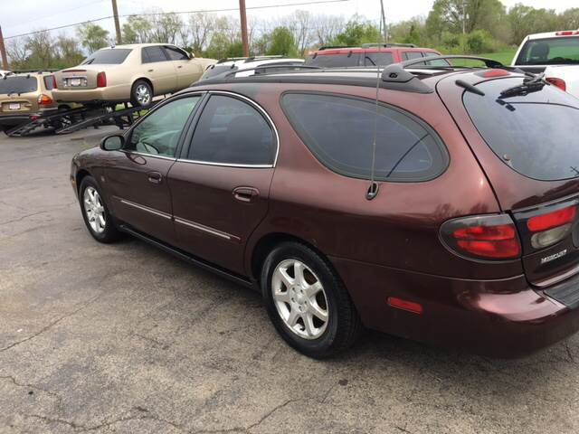 2001 Mercury Sable LS Premium 4dr Wagon - Elgin IL