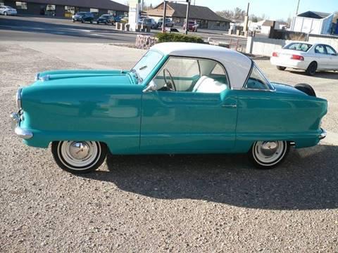 1954 Nash Metropolitan for sale in Scottsbluff, NE