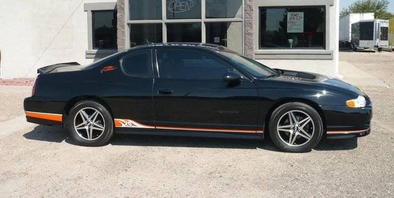 2005 Chevrolet Monte Carlo For Sale At STEVEu0027S AUTO SALES INC   Collector  Cars In Scottsbluff