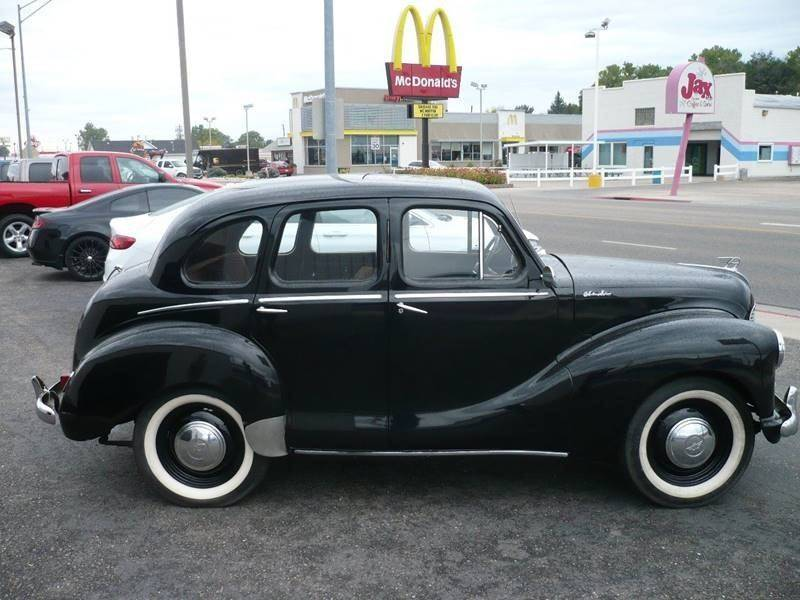 1951 austin a 40 in scottsbluff ne steve 39 s auto sales inc. Black Bedroom Furniture Sets. Home Design Ideas