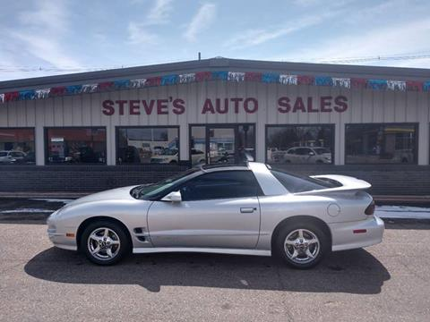 1999 Pontiac Firebird for sale in Scottsbluff, NE