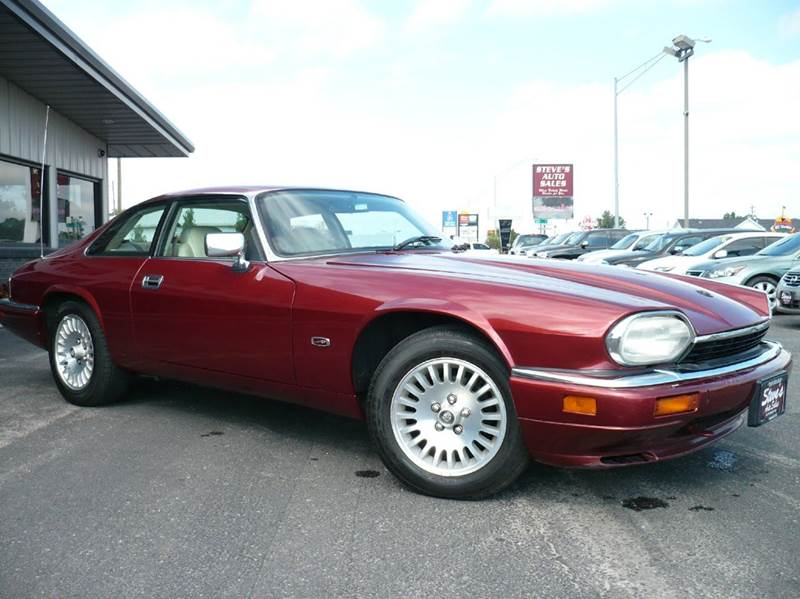 1995 Jaguar XJ Series For Sale At STEVEu0027S AUTO SALES INC   Collector Cars In
