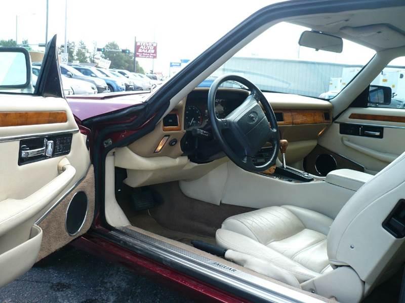 1995 Jaguar XJ-Series XJS 2dr Coupe - Scottsbluff NE