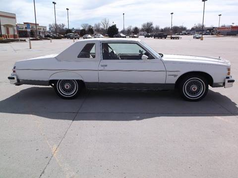 1979 Pontiac Bonneville for sale in Scottsbluff, NE