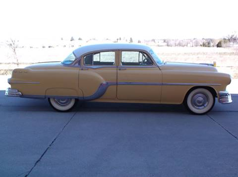 1954 Pontiac Star Chief for sale in Scottsbluff, NE