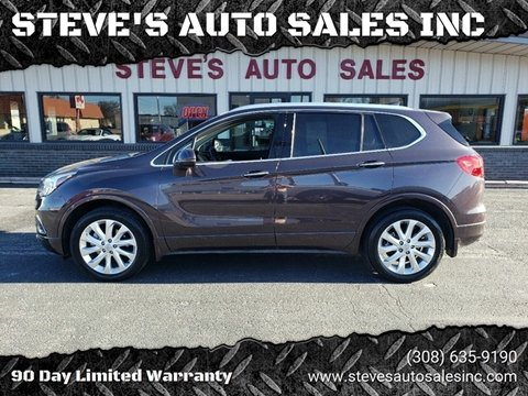 Steves Auto Sales >> Cars For Sale In Scottsbluff Ne Steve S Auto Sales Inc