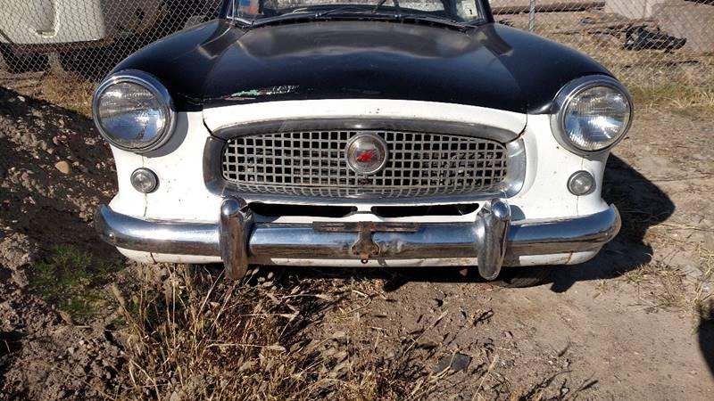 1959 Nash Metropolitan  - Scottsbluff NE