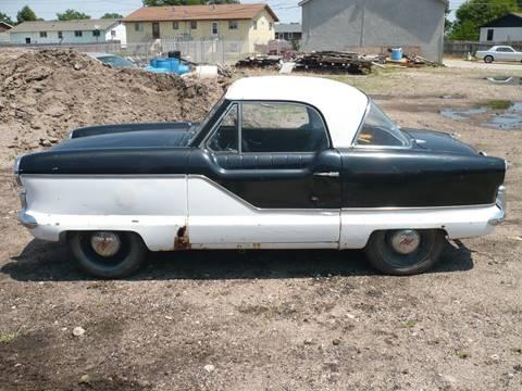 1959 Nash Metropolitan for sale in Scottsbluff, NE