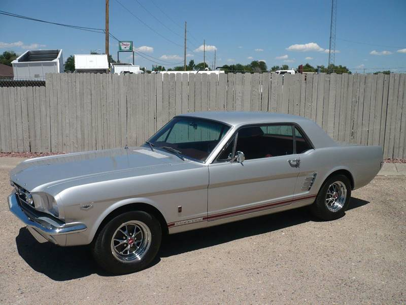 1966 Ford Mustang Coupe - Scottsbluff NE