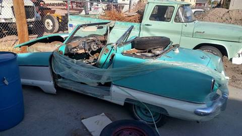 1960 Nash Metropolitan for sale in Scottsbluff, NE