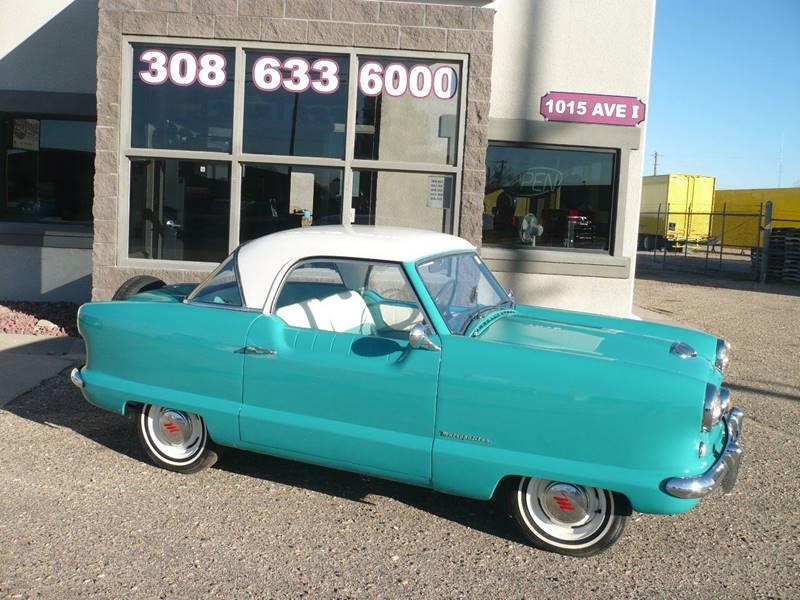 1954 Nash Metropolitan  - Scottsbluff NE