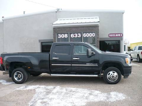2011 GMC C/K 3500 Series for sale in Scottsbluff, NE