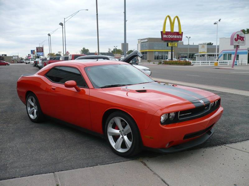 2008 Dodge Challenger SRT8 2dr Coupe - Scottsbluff NE