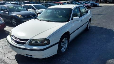 2004 Chevrolet Impala for sale in St. Petersburg, FL