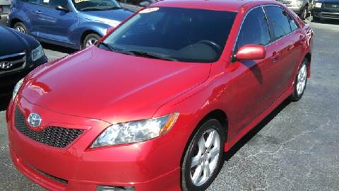 2009 Toyota Camry for sale in St. Petersburg, FL