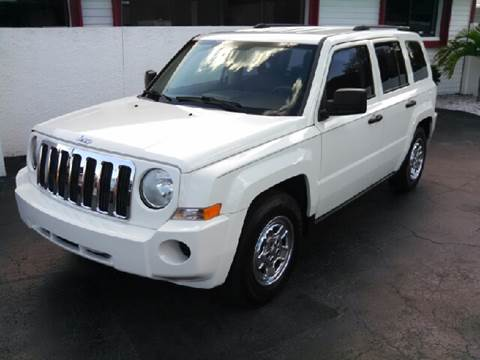 2008 Jeep Patriot for sale in St. Petersburg, FL