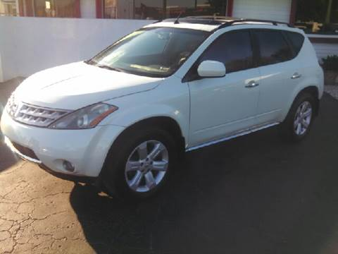 2007 Nissan Murano for sale in St. Petersburg, FL