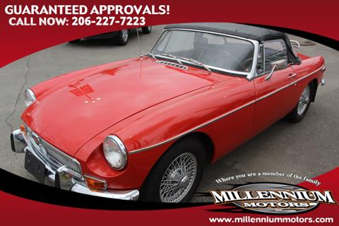 1971 MG MGB for sale in Monroe, WA