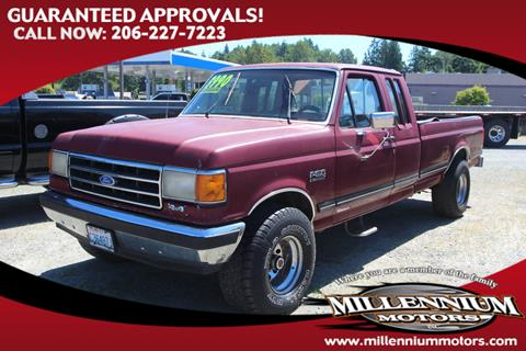 1990 Ford F-150 for sale in Monroe, WA