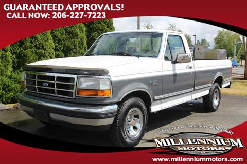 1992 Ford F-150 for sale in Monroe, WA