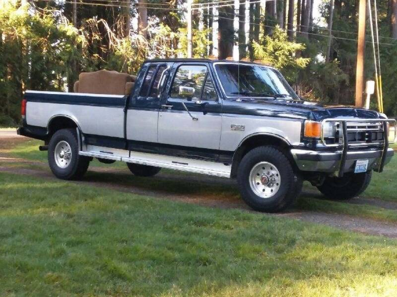 1988 Ford F-250 (image 2)