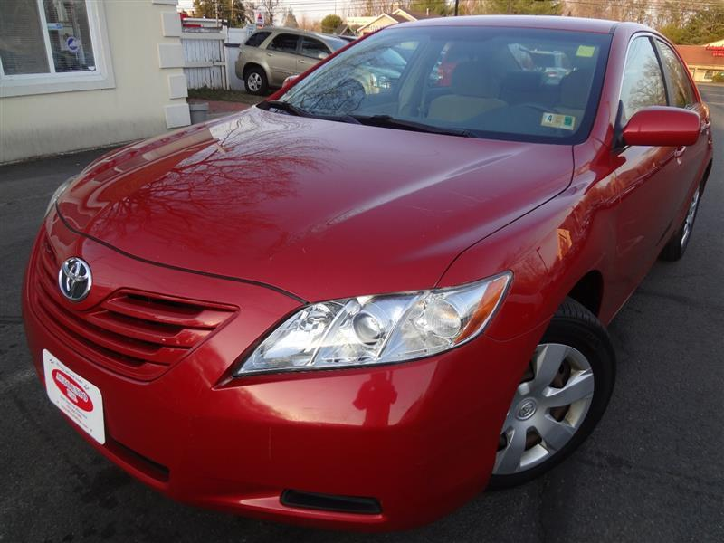 High Quality 2007 Toyota Camry For Sale At Auto Expo In Manassas VA