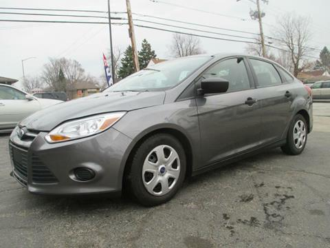 2012 Ford Focus & Ford Used Cars financing For Sale Calumet City EZ Finance Auto markmcfarlin.com