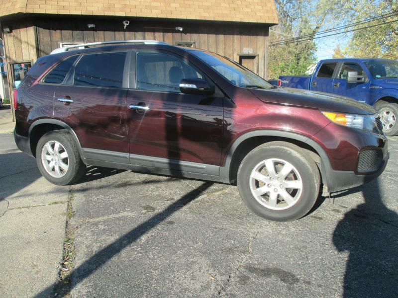 2013 kia sorento lx 4dr suv v6 in calumet city il ez finance auto contact sciox Gallery