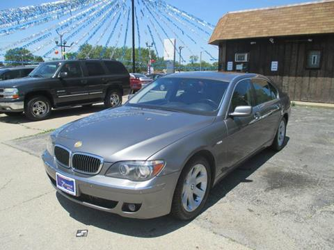 2008 BMW 7 Series for sale in Calumet City, IL