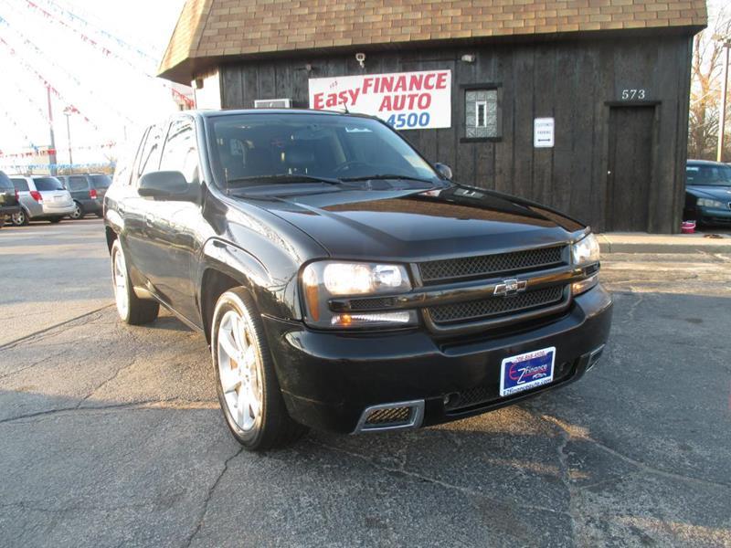 2006 Chevrolet TrailBlazer SS   Calumet City IL