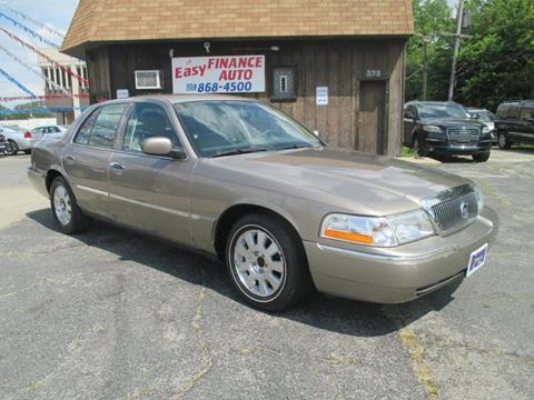 2004 Mercury Grand Marquis for sale in Calumet City, IL