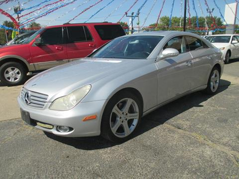 2006 Mercedes-Benz CLS for sale in Calumet City, IL
