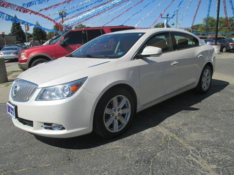 2012 Buick LaCrosse for sale in Calumet City, IL