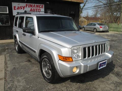 2006 Jeep Commander for sale in Calumet City, IL