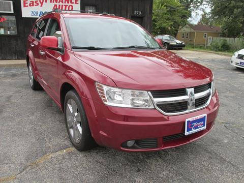2010 Dodge Journey for sale at EZ Finance Auto in Calumet City IL