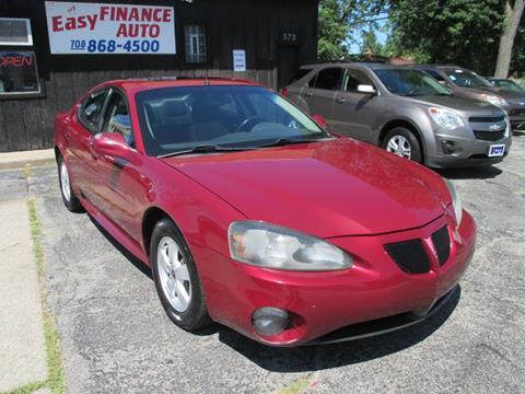 2005 Pontiac Grand Prix for sale in Calumet City, IL