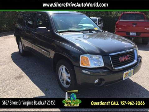 2004 GMC Envoy XUV for sale in Virginia Beach, VA