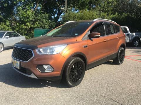 2017 Ford Escape for sale at Shore Drive Auto World in Virginia Beach VA