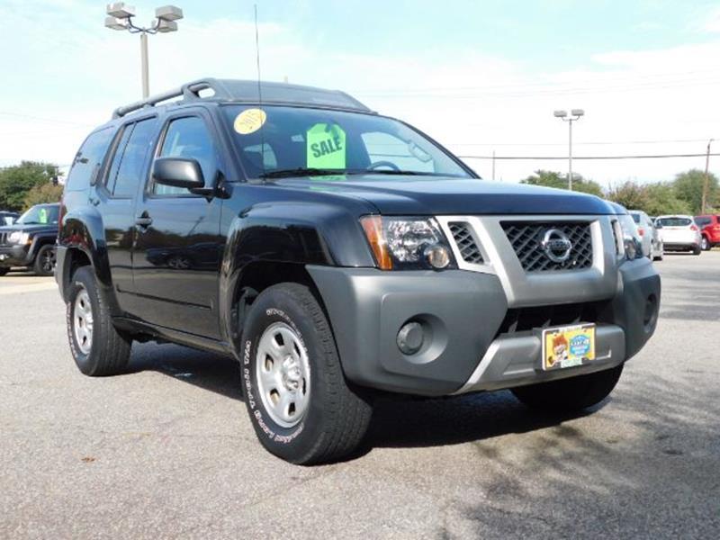 2015 Nissan Xterra for sale at Shore Drive Auto World in Virginia Beach VA
