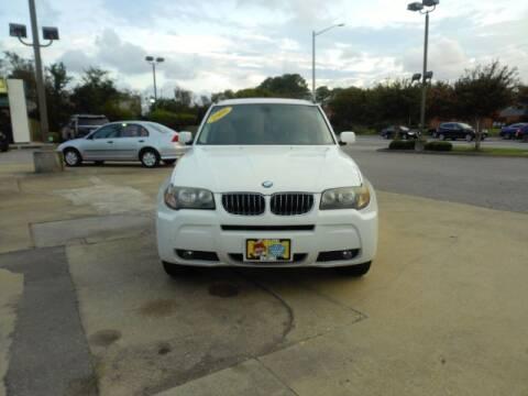 2006 BMW X3 for sale at Shore Drive Auto World in Virginia Beach VA