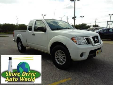 2016 Nissan Frontier for sale at Shore Drive Auto World in Virginia Beach VA