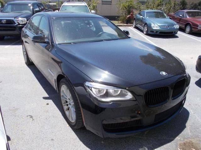 2013 BMW 7 Series 750Li 4dr Sedan - Ocoee FL