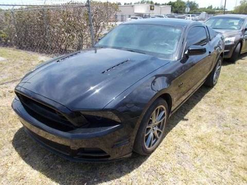2014 ford mustang gt gt 2dr coupe - 2014 Ford Mustang Gt Black
