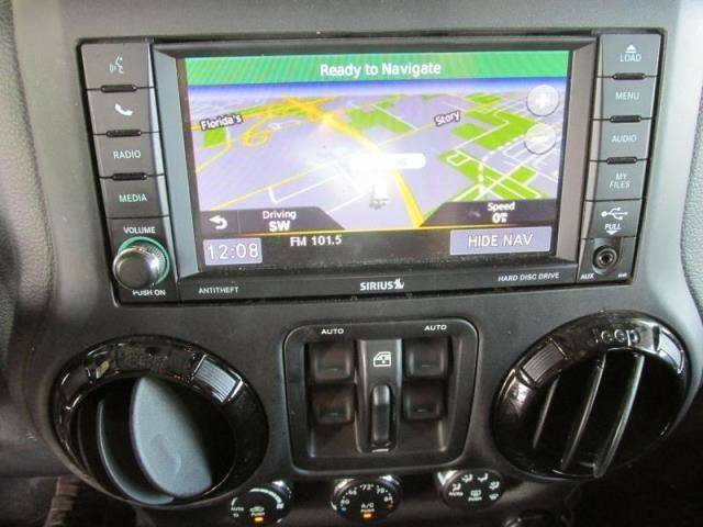 2014 Jeep Wrangler Unlimited 4x4 Altitude Edition 4dr SUV In Ocoee