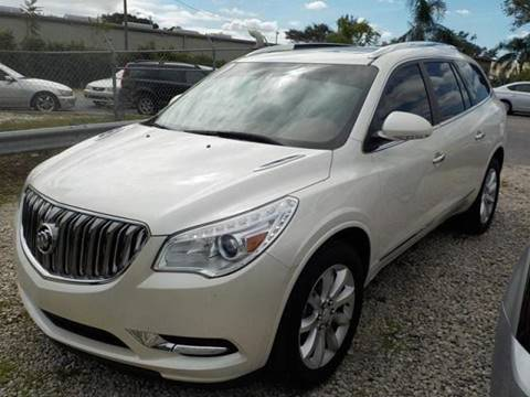 2014 Buick Enclave for sale in Ocoee, FL