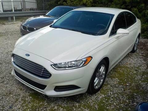 2015 Ford Fusion for sale in Ocoee, FL