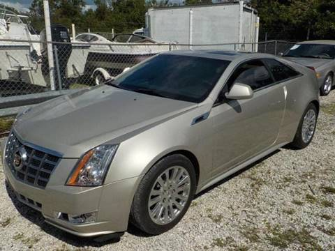 2014 Cadillac CTS for sale in Ocoee, FL