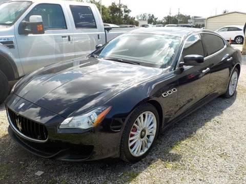 2014 Maserati Quattroporte for sale in Ocoee, FL